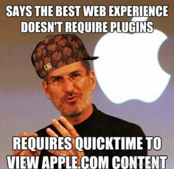 Says The Best Web Experience
