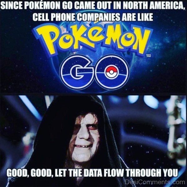 Since Pokemon Go Came Out
