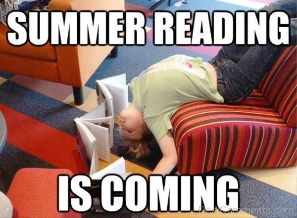 Smmer Reading Is Coming