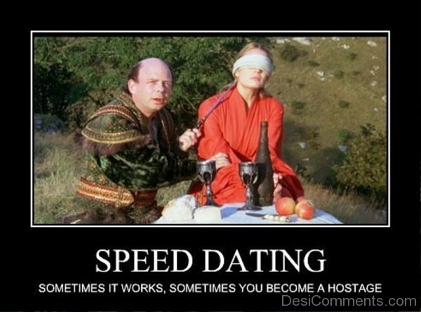 Speed Dating Sometimes It Works