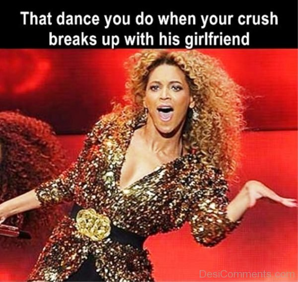That Dance You Do When Your Crush