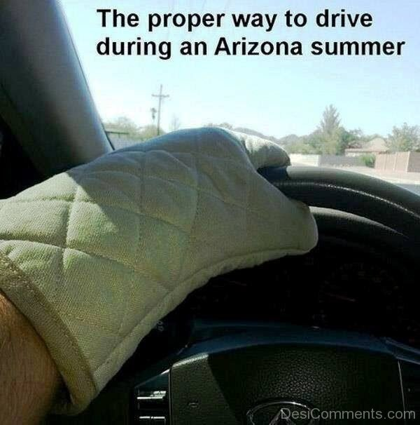The Proper Way To Drive During