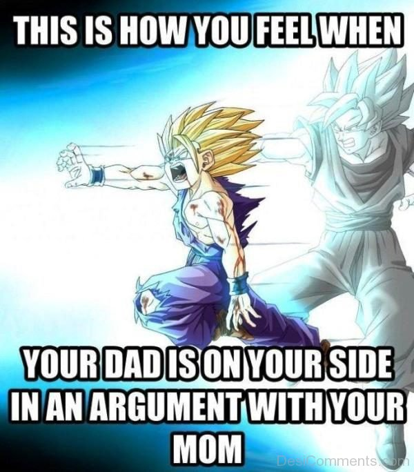 This Is How You Feel When Your Dad Is On