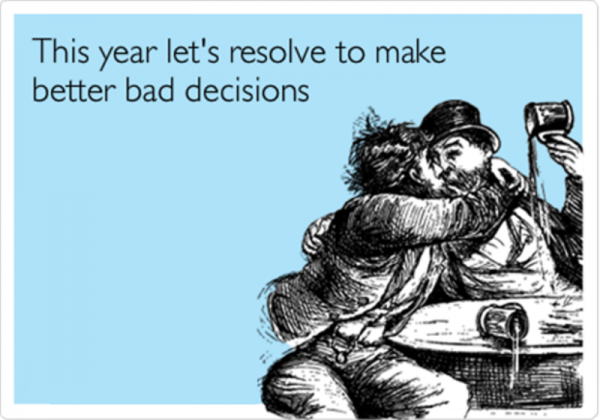 This Year Lets Resolve To Make