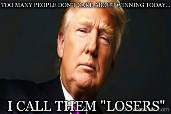 Too Many People Dont Care About Winning