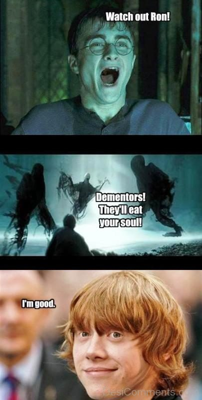 Watch Out Ron