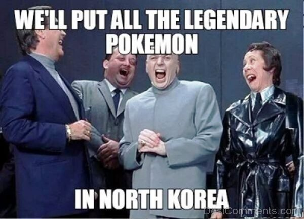 We ll Put All The Legendary Pokemon