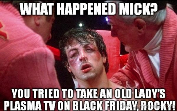 What Happened Mick