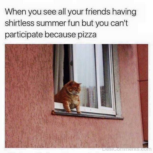When You See All Your Friends Having