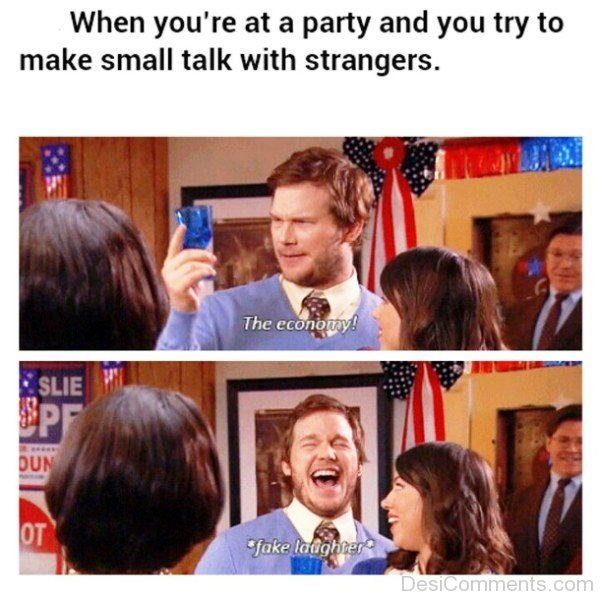 When You re At A Party
