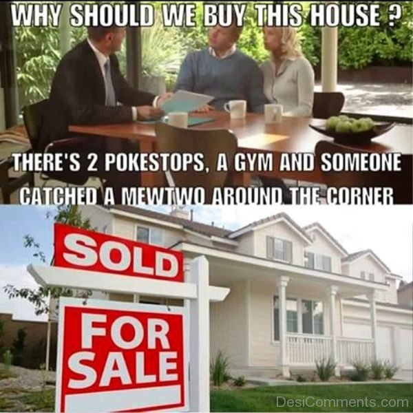 Why Should We Buy This House