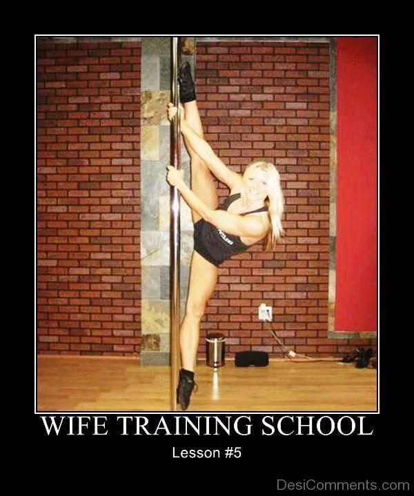 Wife Training School