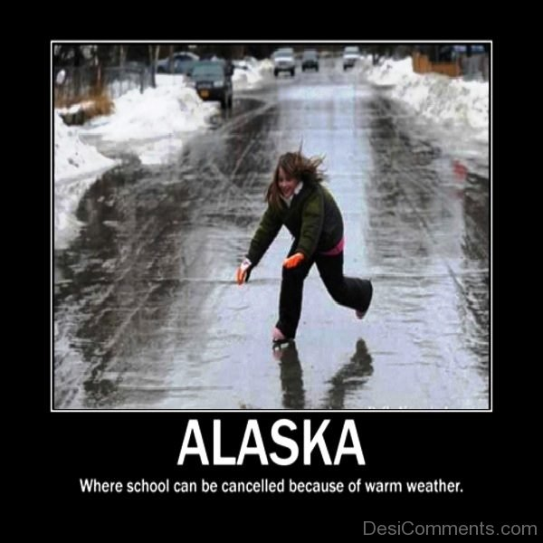 Alaska Where School Can Be Cancelled