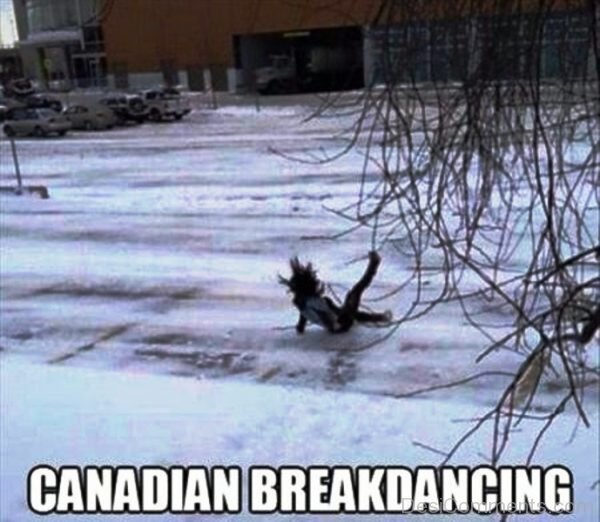 Canadian Breakdancing