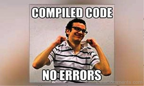 Compiled Code No Errors
