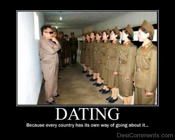 Dating Because Every Country