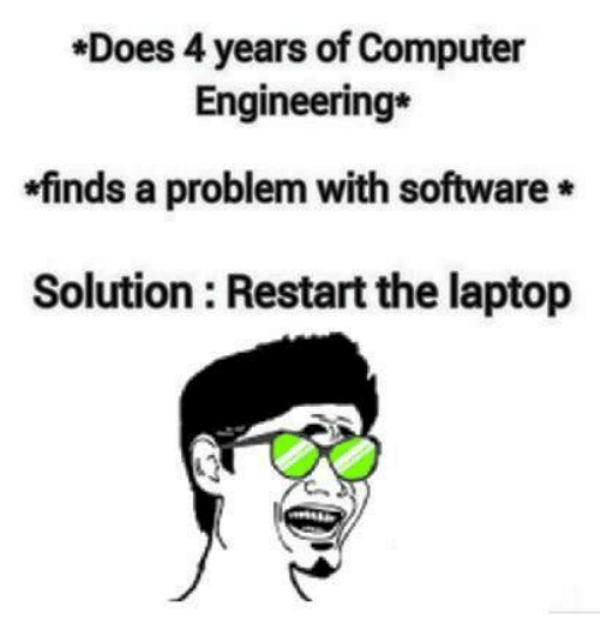 Does 4 Years Of Computer Engineering
