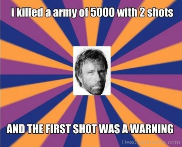 I Killed A Army Of 5000 With 2 Shots