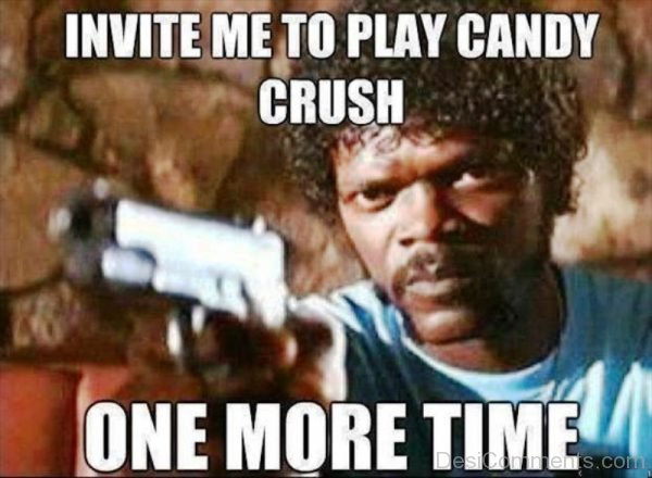 Invite Me To Play Candy Crush