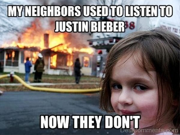 My Neighbors Used To Listen