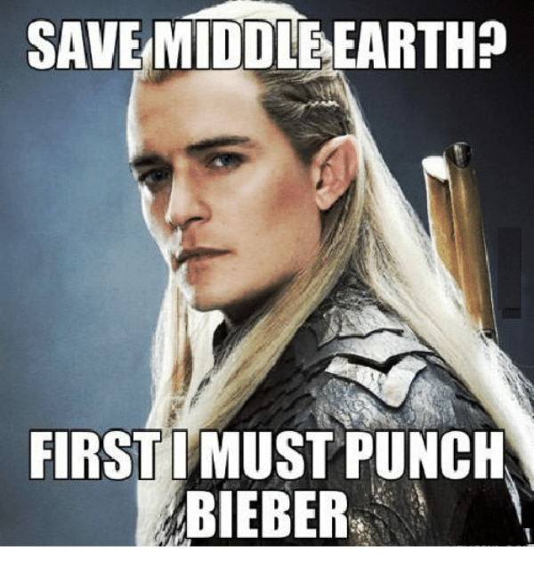 Save Middle Earth
