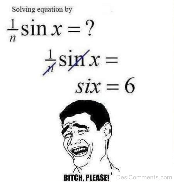 Solving Equation By