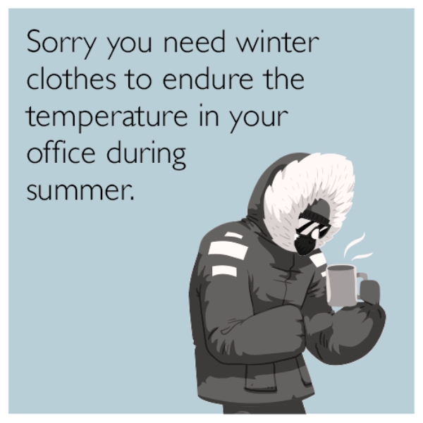 Sorry You Need Winter Clothes