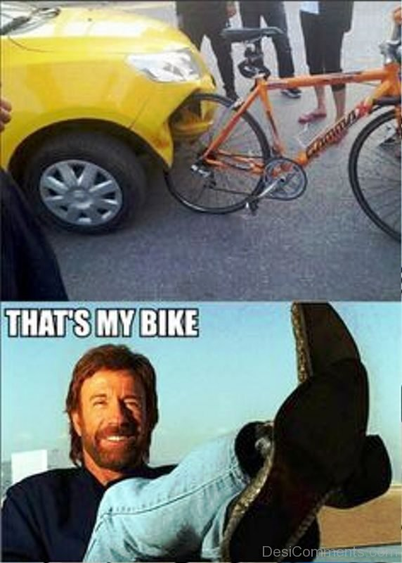 Thats My Bike