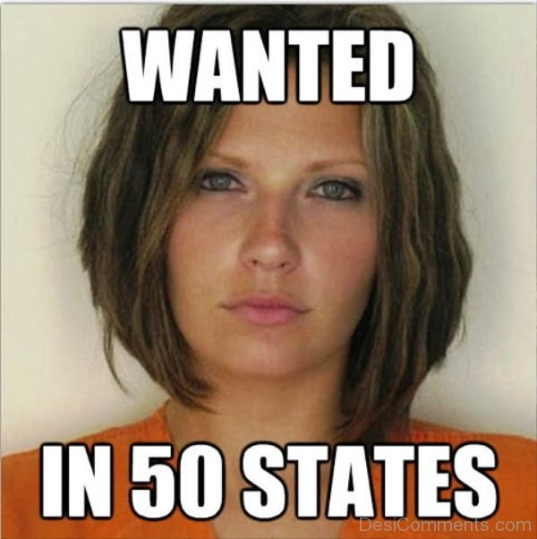 Wanted In 50 States
