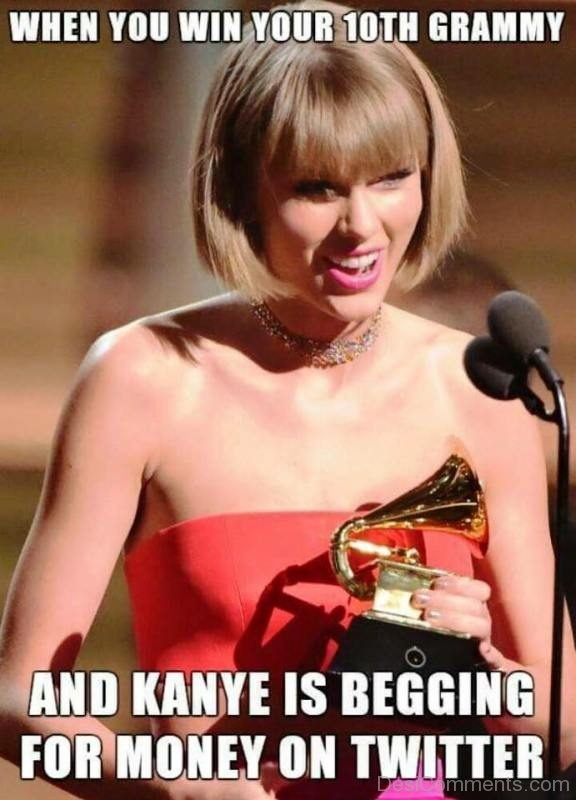 When You Win Your 10th Grammy