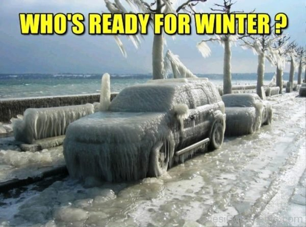 Whos Ready For Winter