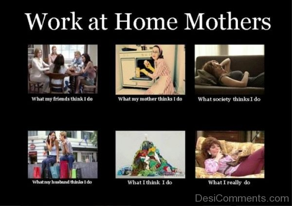 Work At Home Mothers