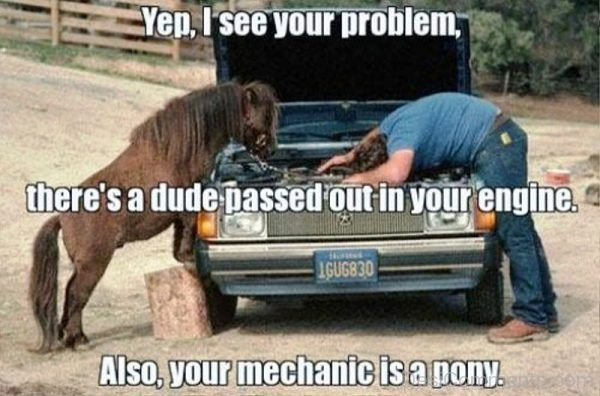 Yep I See Your Problem