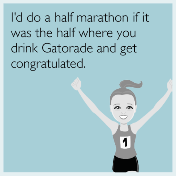 Id Do A Half Marathon
