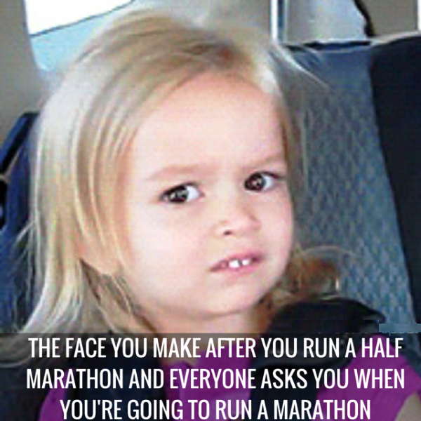 The Face You Make After You Run