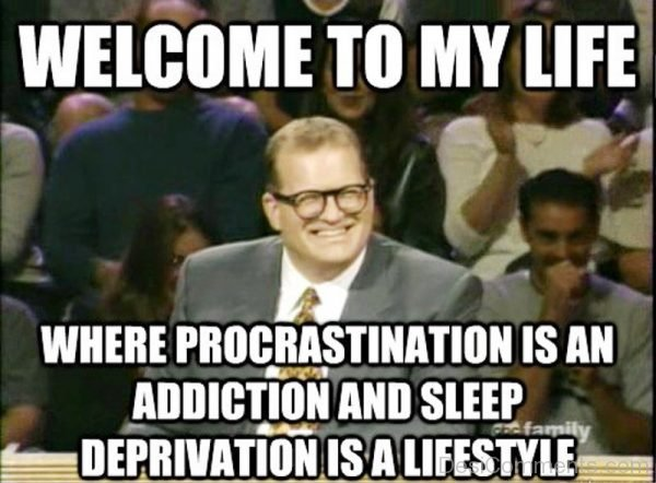 Welcome To My Life