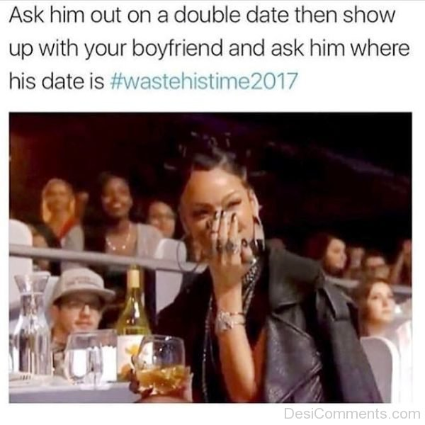 Ask Him Out On A Double Date
