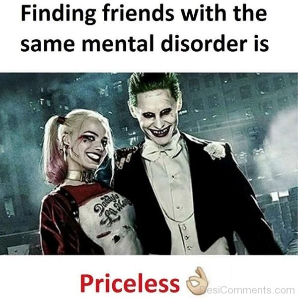 Finding Friends With The Same Mental