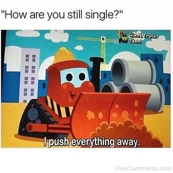 How Are You Still Single