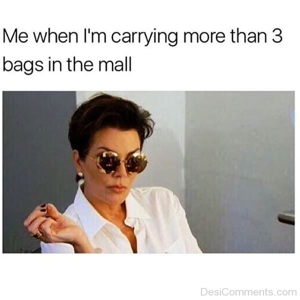 'm Carrying More Than 3 Bags