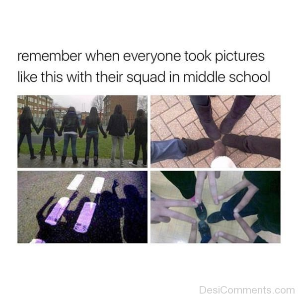 Remember When Everyone Took Pictures