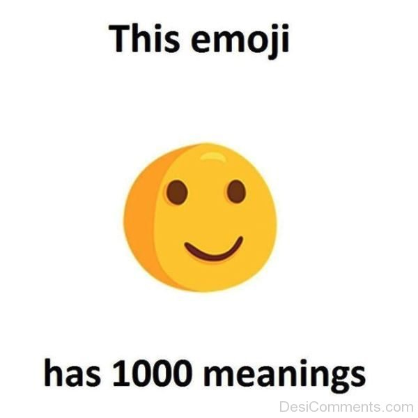This Emoji Has 1000 Meanings
