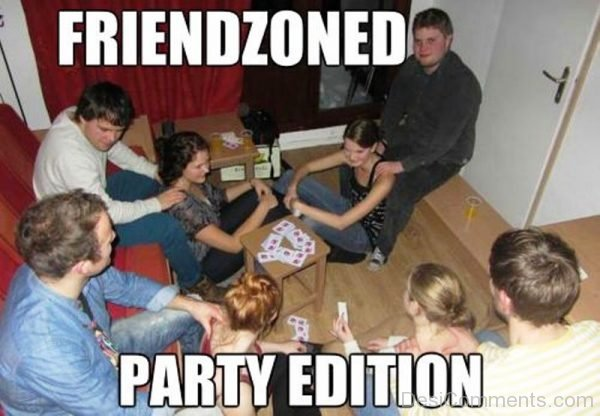 Friendzoned Party Edition