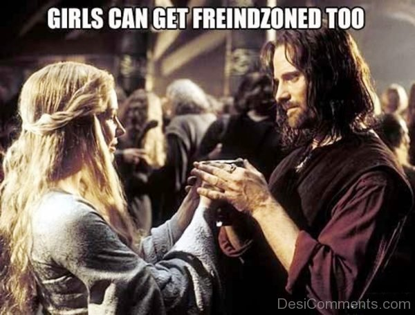 Girls Can Get Friendzoned Too