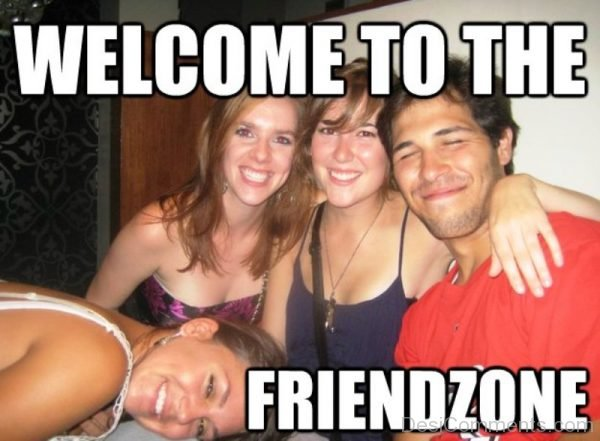 Welcome To The Friendzone Image