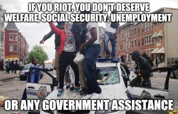 If You Riot