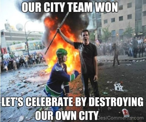 Our City Team Won