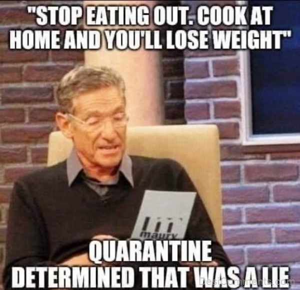 Stop Eating Out