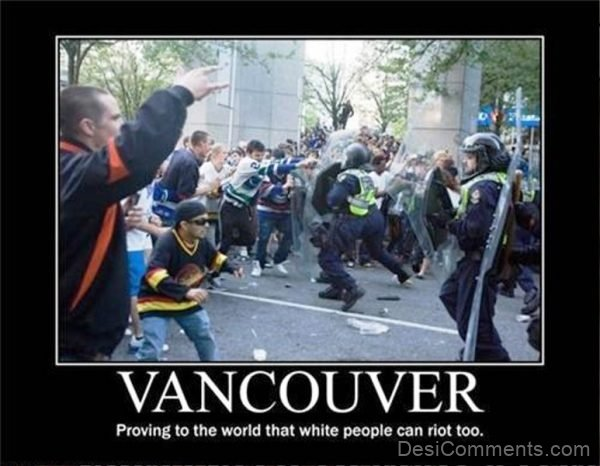 Vancouver Proving To The World