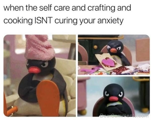 When The Self Care